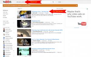 Descale sink You Tube #1